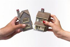 Раздел жилого помещения